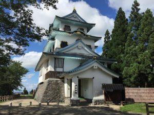 稲庭城(秋田県湯沢市)
